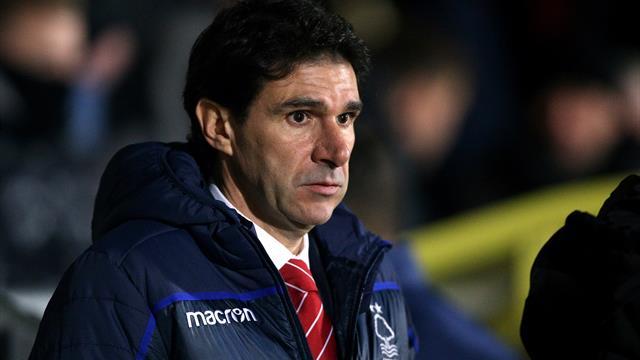 Karanka leaves position as Nottingham Forest manager