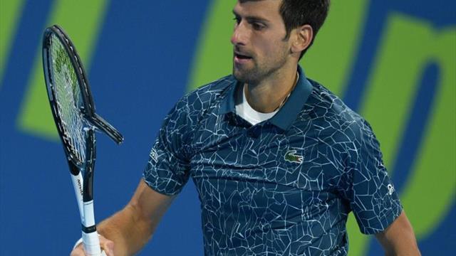 Djokovic se estrenará frente al estadounidense Mitchell Krueger