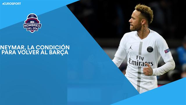 Neymar, Gelson, Morata, Willian y Munir, los nombres del día