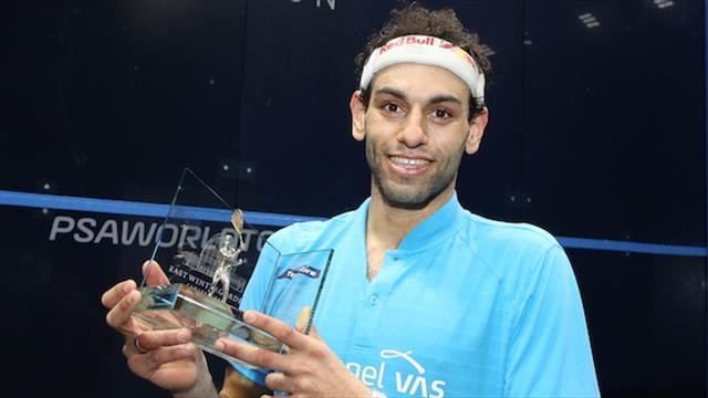 World No.1 ElShorbagy to defend Citigold Wealth Management Canary Wharf Classic crown