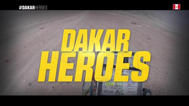 Dakar Heroes: Blistering overtakes, crashes, scrapes and screams