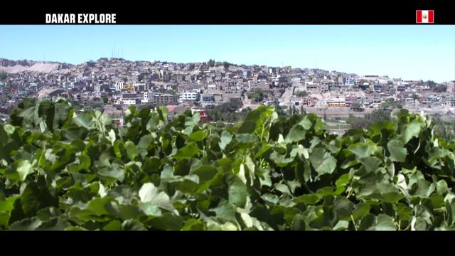 Dakar Explore: Vineyards and the world-famous Pisco