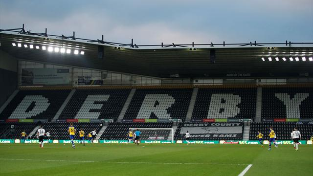 Derby say man caught 'spying' was Leeds employee