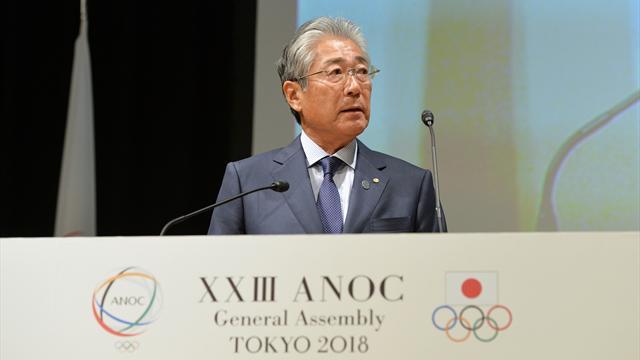 """Le président du Comité olympique japonais mis en examen pour """"corruption active"""""""