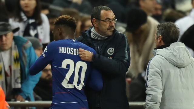 Mit Video | Wegen Hudson-Odoi: Chelsea-Coach Sarri attackiert Bayern