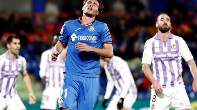 Miquel, única novedad en la lista del Getafe; Sergi Guardiola, descartado