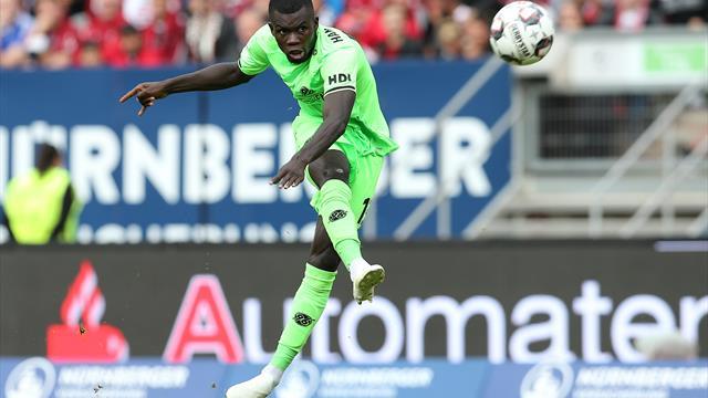 Hoffenheim verpflichtet Hannovers Bebou
