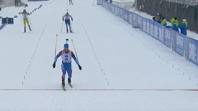 Nach zwei Jahren Sperre: Loginov holt ersten Weltcupsieg seiner Karriere