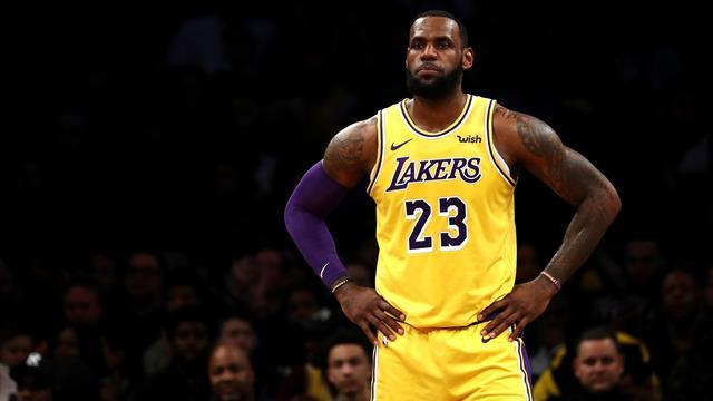 """Kurioser Nummernstreit in der NBA: Lebron James muss die """"23"""" behalten"""