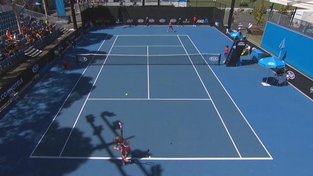 Tennis | Hogenkamp loopt Australian Open mis na verlies tegen Bonaventure