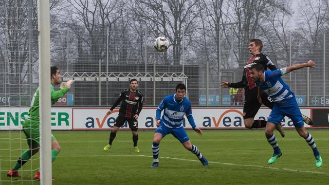 Bayer gewinnt unter Bosz auch gegen Zwolle und Münster