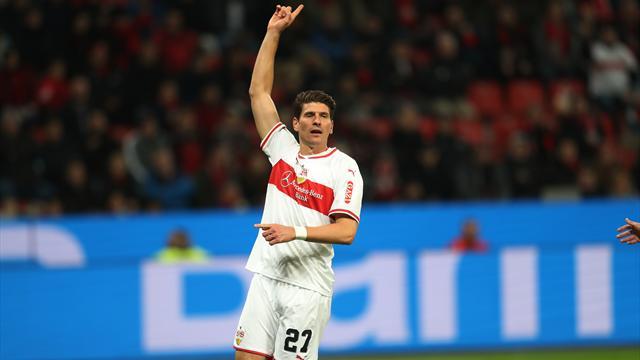 Gomez zweifacher Testspiel-Torschütze für Stuttgart