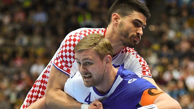 Mitfavorit Kroatien startet mit Sieg