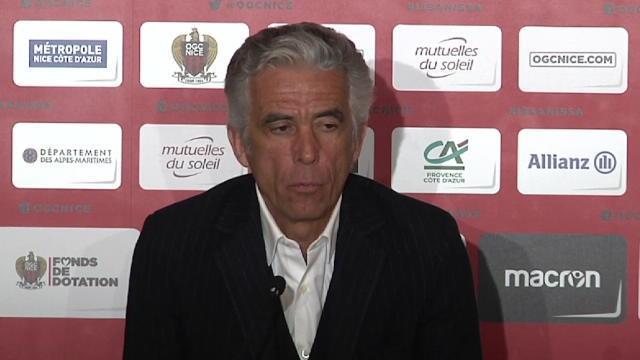 FOOTBALL : Ligue 1 : Nice - Rivère et Fournier annoncent leur départ