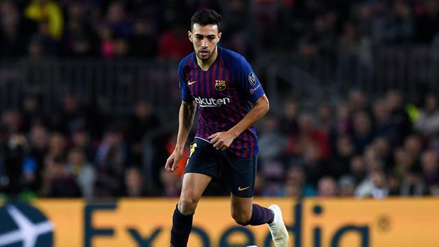 Football News Barcelona Lookout Striker