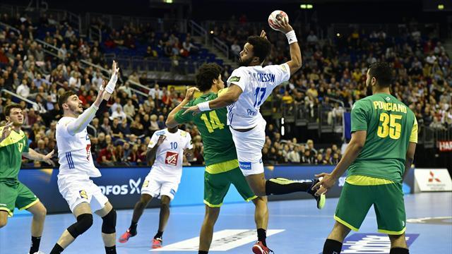 Malgré quelques errances, les Bleus ont relevé le challenge brésilien