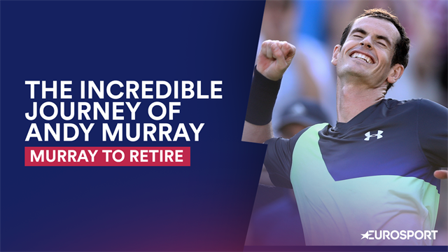 The Incredible Journey of Andy Murray