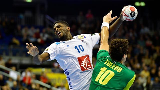 Mit Video | Weltmeister Frankreich müht sich zum Auftaktsieg