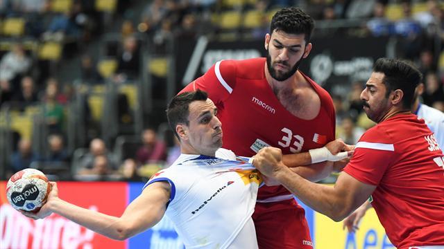 Spanien startet mit Sieg in die Handball-WM