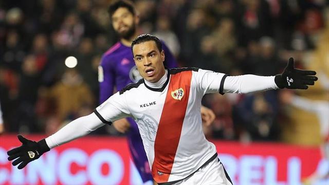 LaLiga, Rayo Vallecano-Celta de Vigo: Raúl de Tomás hace soñar a Vallecas (4-2)