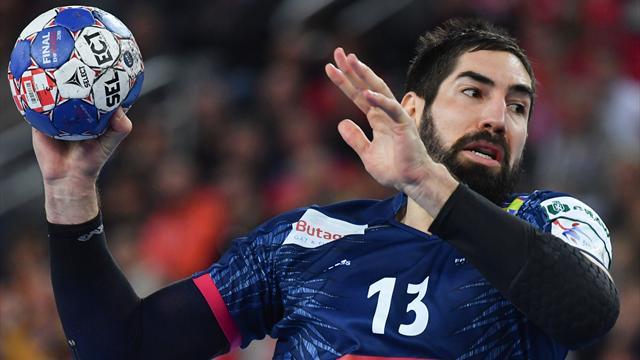 """Karabatic a rejoint le Bleus, """"pas de date précise"""" pour son entrée dans le tournoi"""