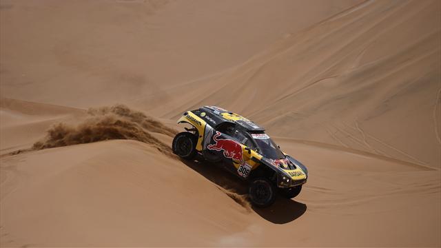 Le Dakar mettra le cap sur l'Arabie Saoudite en 2020
