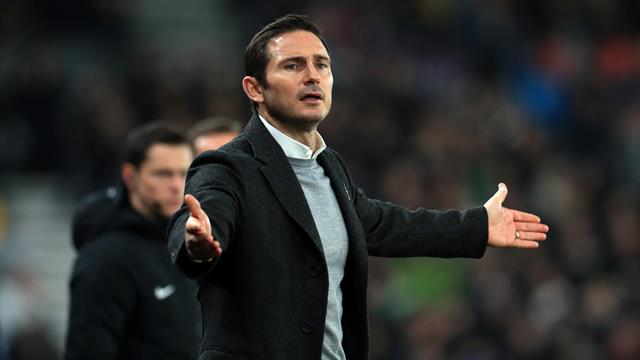 Lampard insists he would 'rather quit' than use Bielsa's 'spying' tactics