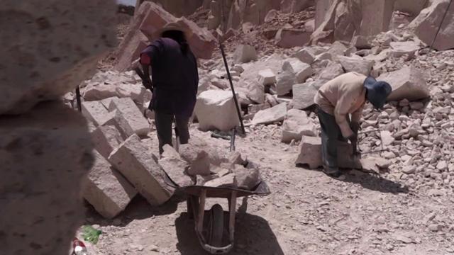 La cava di pietra di Silar: un patrimonio edilizio del Perù, a pochi passi dalle tappe della Dakar