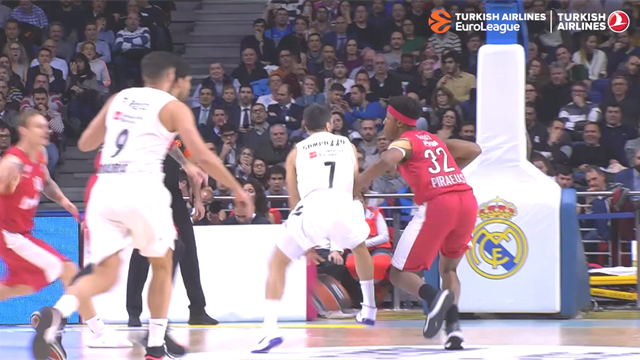 EuroLeague best plays: January 2019