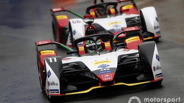 Audi, con los pies en la tierra tras el inicio de temporada de Fórmula E