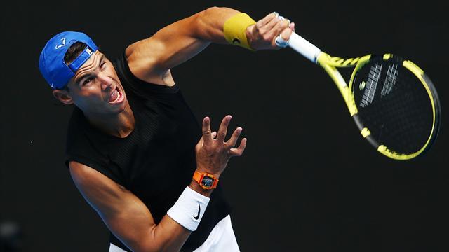 Open d'Australie: Federer sans problème au deuxième tour (vidéo)