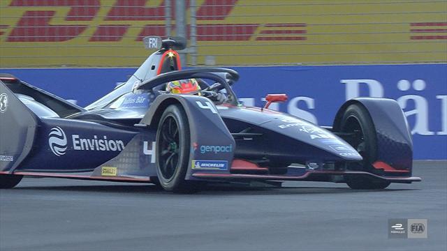 Marrakesh ePrix: Robin Frijns fastest in FP1
