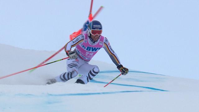 Dopfer verpasst Finale in Adelboden