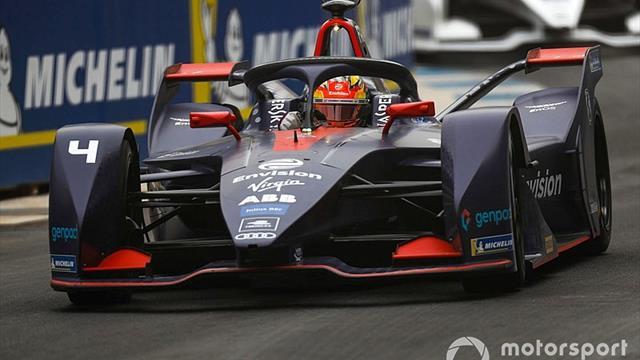 Frijns y Virgin comienzan liderando el ePrix de Marrakech