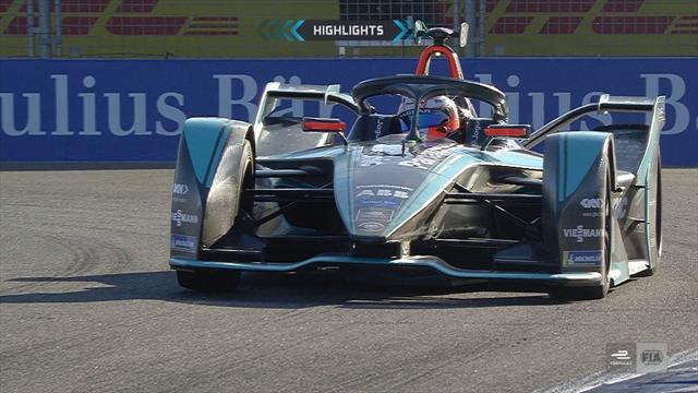 Formula E Marrakesh: Mitch Evans goes quickest in FP2