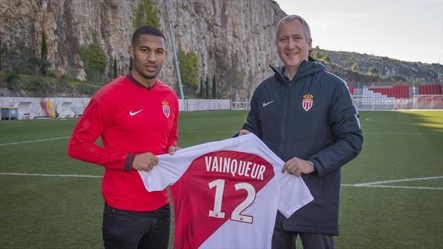 Rebondissement final : Vainqueur signe bien à Monaco