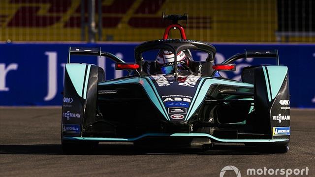 Evans pone a Jaguar en cabeza en los segundos libres de Marrakech