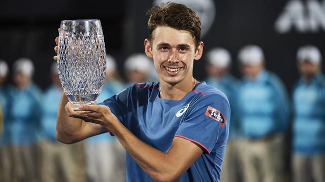 Gilles Simon se hisse dans le dernier carré — ATP Sydney