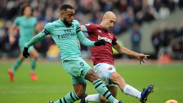 Mit Video | Özil fehlt im Kader: Arsenal patzt gegen West Ham