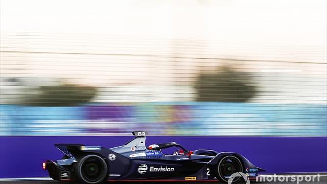 Bird vuela y se lleva la pole para el ePrix de Marrakech de Fórmula E