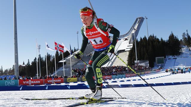 Biathlon: Dahlmeier kehrt in Ruhpolding zurück