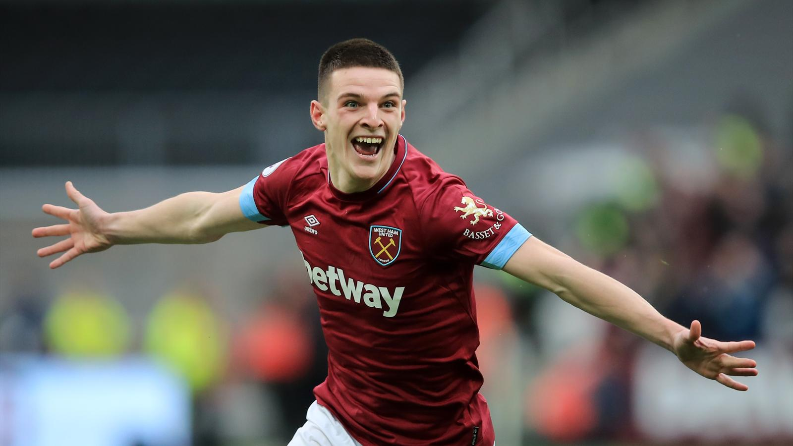 Football news - Declan Rice hits winner as West Ham United sink Arsenal - Premier League 2018 ...