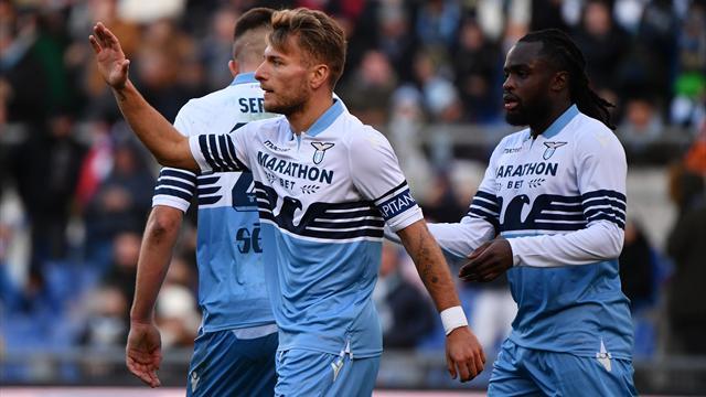 La Lazio travolge 4-1 il Novara: biancocelesti ai quarti di finale di Coppa Italia