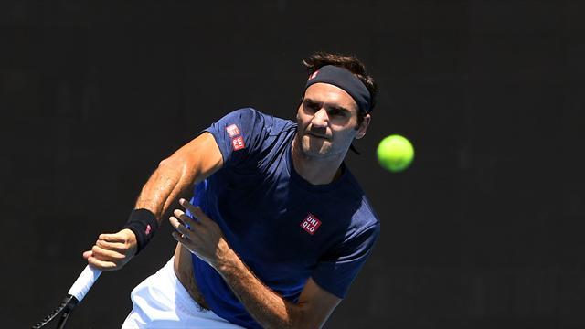 Le programme de lundi : Federer et Nadal ouvrent le bal à Melbourne