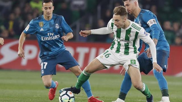 Un Real Madrid mermado y sin margen de error ante las virtudes del Betis