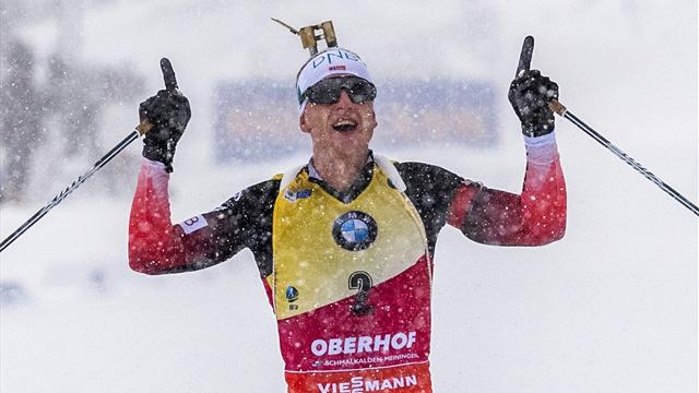 Norway dominate World Cup podium in Dresden