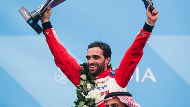 D'Ambrosio wins Marrakesh ePrix after BMW meltdown