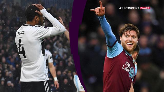 Highlights: Uheldige Fulham gav sejren væk med to selvmål på tre minutter