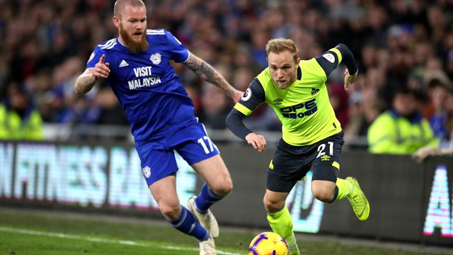 Huddersfield pay the penalty again for lack of goals