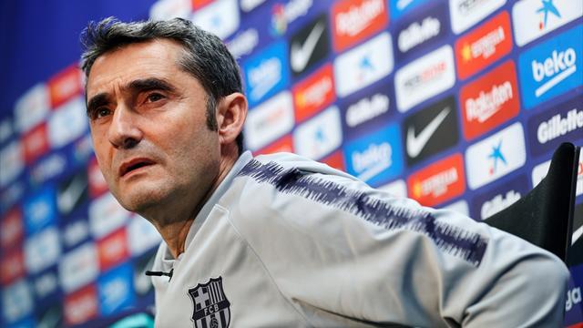 """Valverde: """"El mercado está abierto, a ver si podemos incorporar algún jugador"""""""
